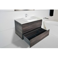 Emporia All Drawer WH