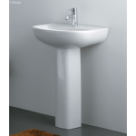 RAK Compact 550 Pedestal Basin