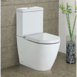 Empire Back-to-Wall Nano-Glaze Toilet Suite