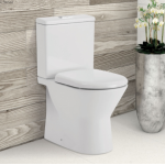 Escola Back-to-Wall Rimless Toilet Suite