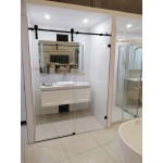 Frameless Sliding Door Wall to Wall Shower Screen 1400-1600*2H