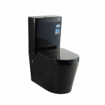 Pine-Black  Wall Faced Toilet Suites