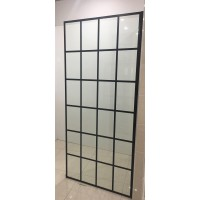 Frameless Single Panels